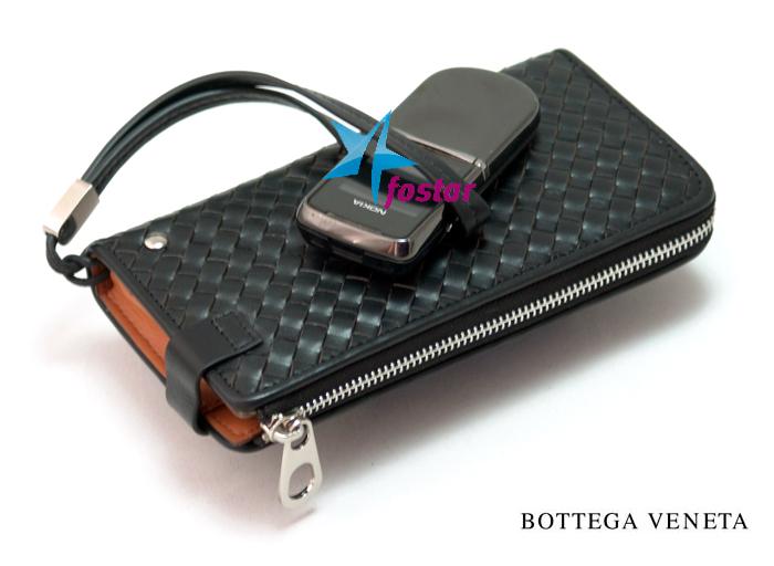 Мужская барсетка-клатч Bottega Veneta 1630-1BK