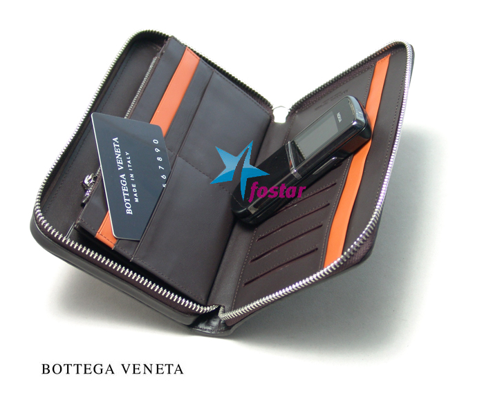 Мужская барсетка-клатч Bottega Veneta P320-LG012-2SBR
