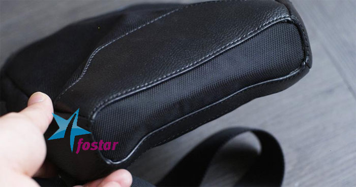 Черная сумка через одно плечо Calvin Klein CK1257-1BK