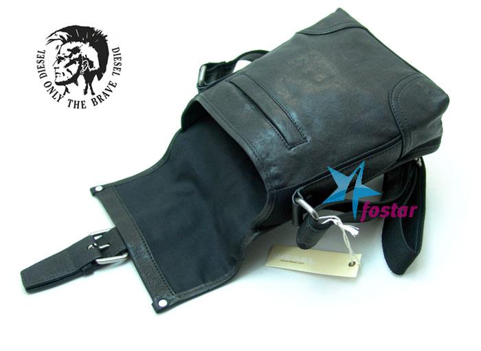 Сумка-планшет через плечо Diesel D1342-1BK
