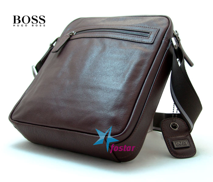 Сумка мужская через плечо Hugo Boss D5052-1-46BR