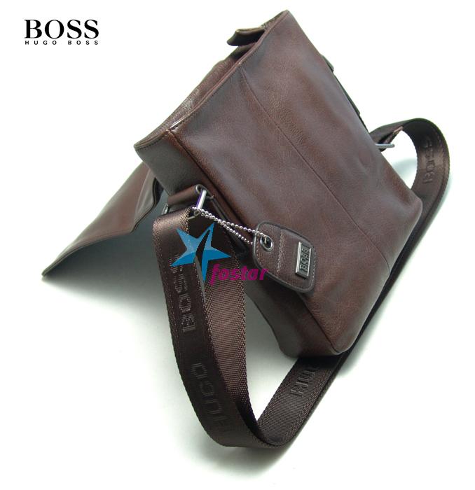 Мужская сумка-планшет через плечо Hugo Boss D8630-5BR