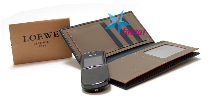 Женский дизайнерский бумажник Loewe LW043-1