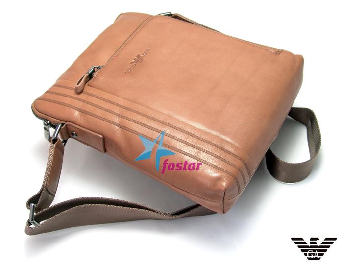 Мужская сумка через плечо Giorgio Armani 66099-4