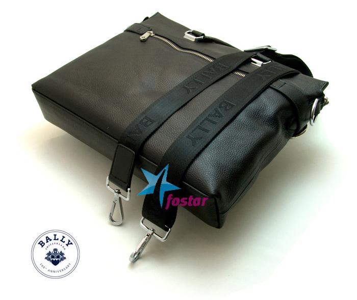 Портфель мужской для документов Bally 6813-4BK
