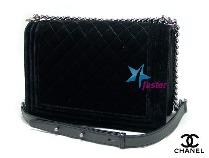 Женская черная сумка Сhanel CH4745BK