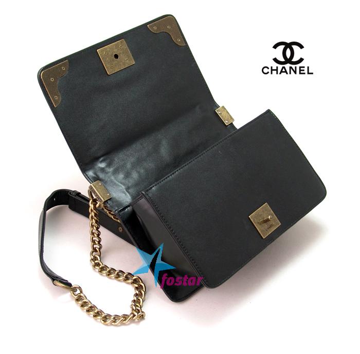 Дизайнерская женская сумка Сhanel CH62047BK