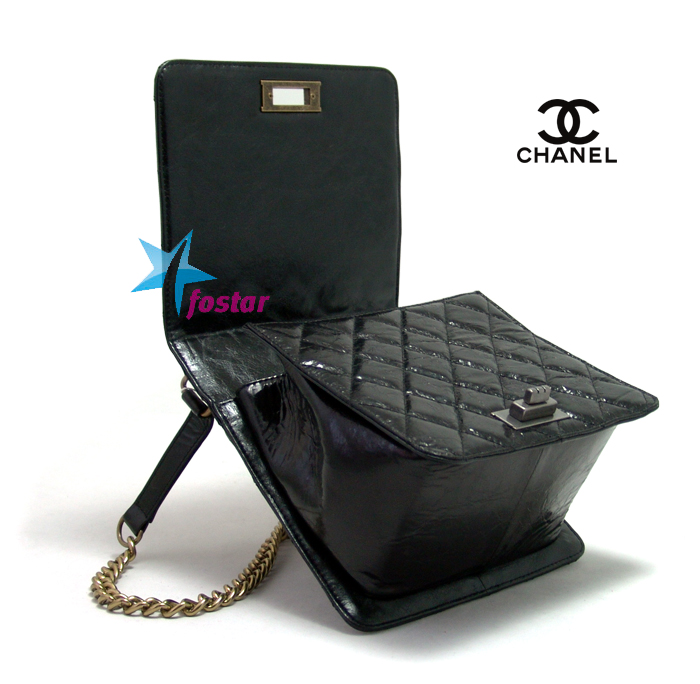 Женская fashion сумка Сhanel CH66816BK