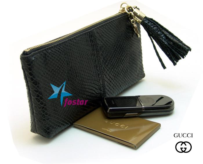 Женская сумочка клатч Gucci 0414-1BK