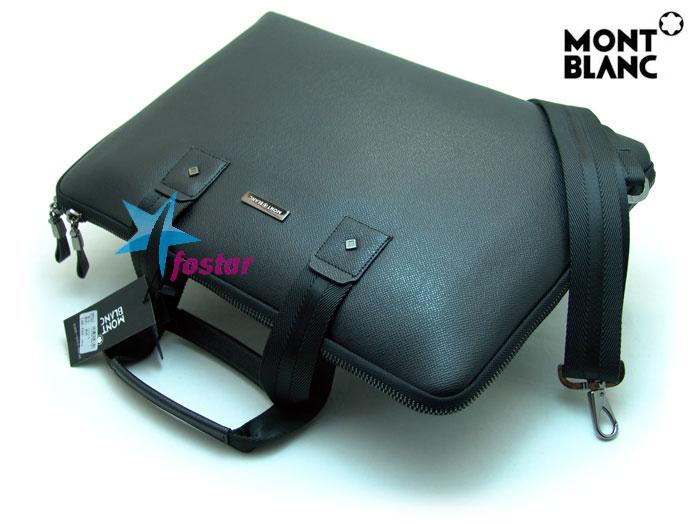 Мужской портфель Mont Blanc MB2112-5BK
